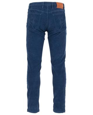 Pantalon super slim en velours côtelé Swing PT05