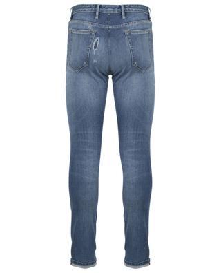 Ausgewaschene Jeans mit Rissen Swing PT05