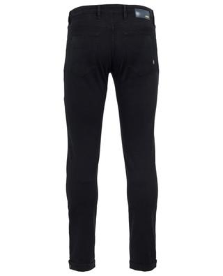 Swing superslim fit cotton blend trousers PT05