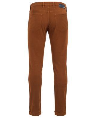 Super-Slim-Fit-Hose aus Baumwollmix Swing PT05