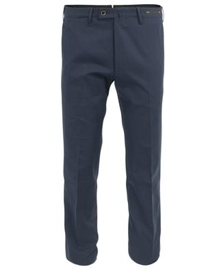 Virgin wool blend chino trousers PT01