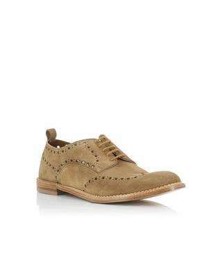 Perforated suede brogues TRIVER FLIGHT