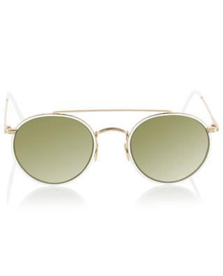Baron Sun enamelled metal sunglasses EDWARDSON