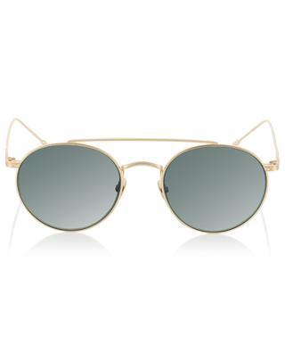 Sonnenbrille aus goldenem Metall Baron Sun EDWARDSON
