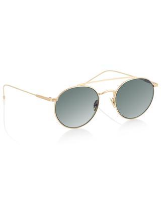 Baron Sun golden metal sunglasses EDWARDSON