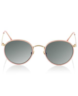 Harvey Sun sunglasses with pink enamel EDWARDSON