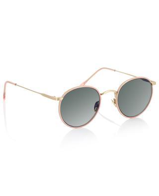 Harvey Sun sunglasses with pink enamel EDWARDSON