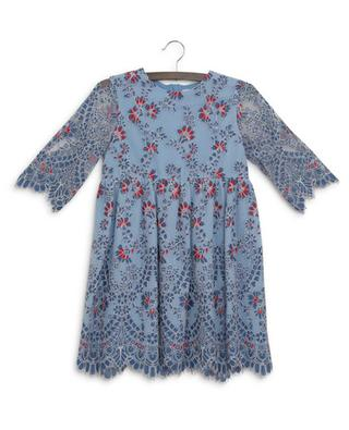Elisa floral lace dress CHARABIA
