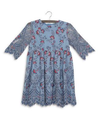 Elisa floral lace dress CHARABIA