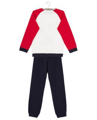 1949 plane print jersey pyjamas STORY LORIS
