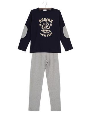 Pyjama aus Jersey Boxing Club STORY LORIS
