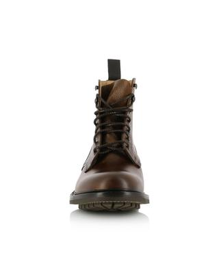 Mc Duff 2 textured leather combat boots CHURCH'S
