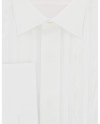 Shirt with pin tuck bib BRULI