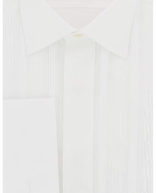 Shirt with pin tuck bib BRULI