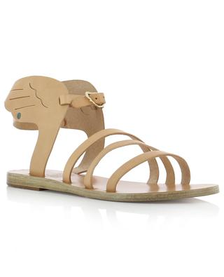 Sandales en cuir détail aile Ikaria ANCIENT GREEK SANDAL