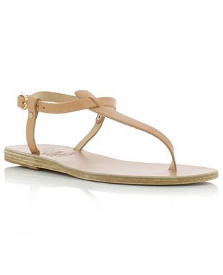 Flache Sandalen mit T-Riemen Lito ANCIENT GREEK SANDAL