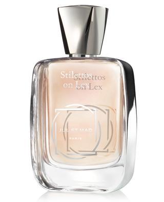 Stilettos on Lex perfume set JUL ET MAD PARIS