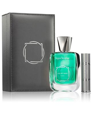 Aqua Sextius perfume set JUL ET MAD PARIS