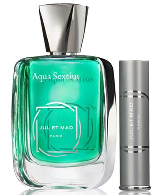 Coffret de parfum Aqua Sextius JUL & MAD PARIS