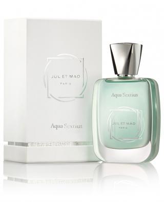 Aqua Sextius perfume - 50 ml JUL & MAD PARIS