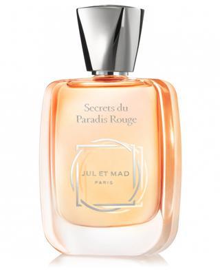 Secrets du Paradis Rouge perfume - 50 ml JUL ET MAD PARIS