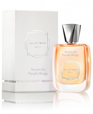 Secrets du Paradis Rouge perfume - 50 ml JUL & MAD PARIS