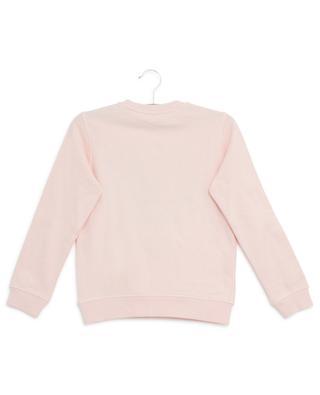 Sweatshirt aus bestickter Baumwolle Tiger KENZO