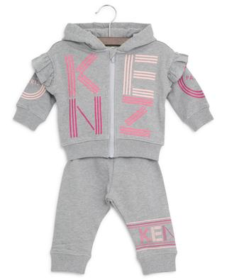 Ruffled tracksuit top and bottom KENZO