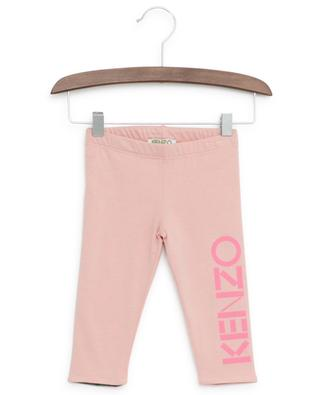 Cotton blend leggings KENZO