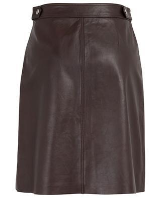 Tangeri flared lambskin miniskirt WEEKEND MAXMARA