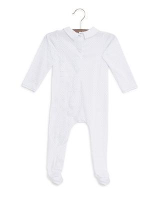 Schlafanzug aus Baumwolle mit Tupfen MAGNOLIA BABY