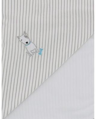 Puppy cotton blanket MAGNOLIA BABY