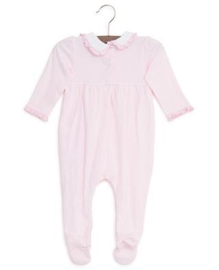 Schlafanzug aus gestreifter Baumwolle MAGNOLIA BABY
