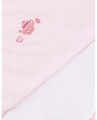 Decke aus Baumwolle Teekanne MAGNOLIA BABY