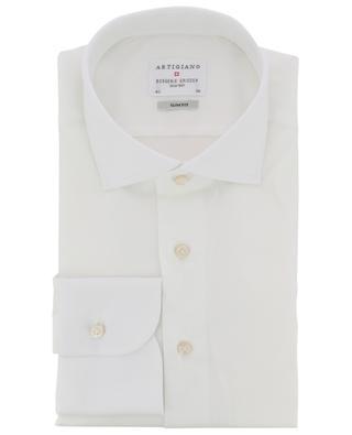 Rodi cotton blend slim fit shirt ARTIGIANO