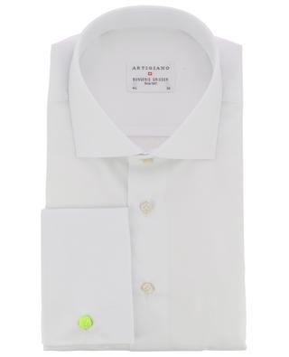 Langarm-Hemd mit Neon-Detail Rodi ARTIGIANO