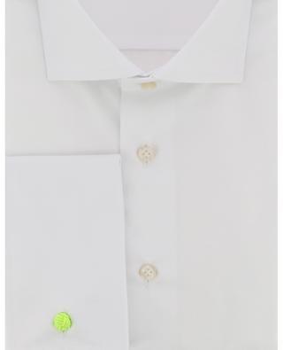 Rodi neon detail long-sleeved shirt ARTIGIANO