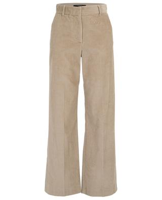 Pantalon large en velours côtelé Saio WEEKEND MAXMARA