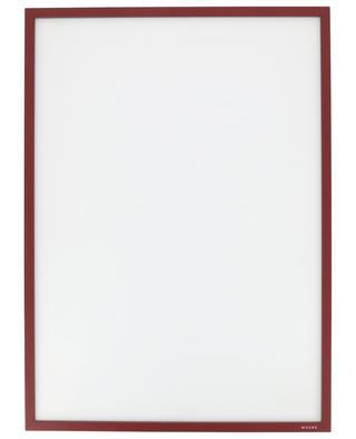 Aluminium big photo frame MOEBE