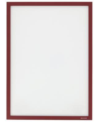 Aluminium photo frame MOEBE