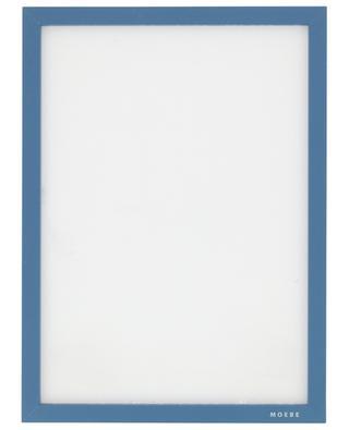 Small aluminium photo frame MOEBE