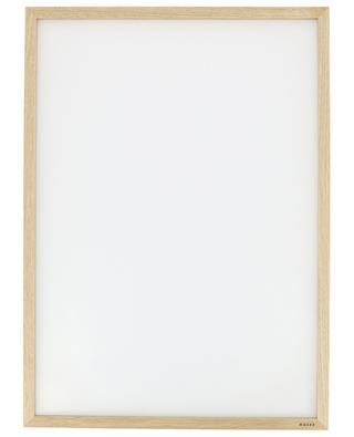 Oak big photo frame MOEBE