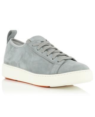 Sneakers aus Wildleder Cleanic SANTONI