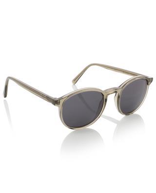 The Expert round acetate sunglasses VIU