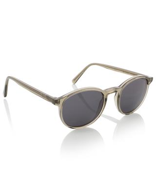 Runde Sonnenbrille aus Acetat The Expert VIU