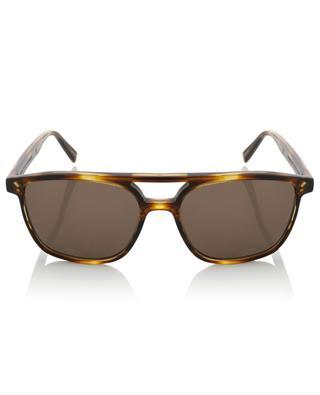 The Inventive tortoise effect acetate sunglasses VIU