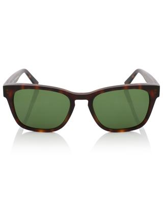 The Dog square mat acetate sunglasses VIU