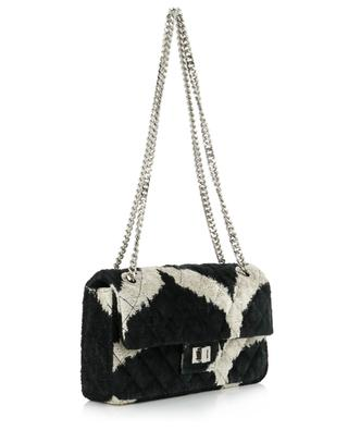 Bandita quilted velvet shoulder bag ROUGH STUDIOS