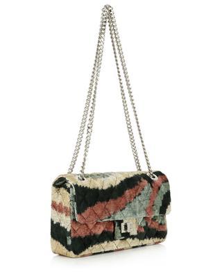Bandita quilted velvet shoulder bag ROUGH STUDIOS
