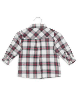 Kariertes Hemd aus Baumwolle TARTINE ET CHOCOLAT